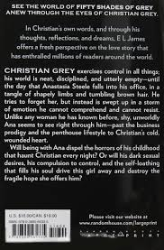 grey fifty shades of grey as told by christian random house