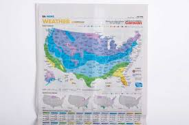 Us Dewpoint Map Usa Today U0027s Famous Weather Page Moved And Cut Back The