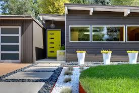 Midcentury Modern Colors Mid Century Modern Landscape Design Lightandwiregallery Com