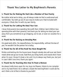 boyfriend thank you letter thank you for being a great boyfriend