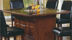 kitchen island tables with storage counter height table with storage rosco in kitchen island tables