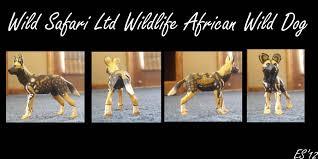 safari ltd african wild dog wild safari african wild dog by emeraldsolstice on deviantart