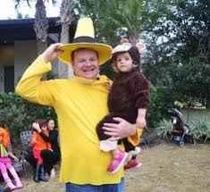 Curious George Halloween Costumes Father Son Costumes Google Halloween