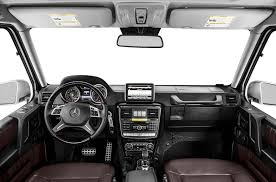 mercedes g class interior 2016 2016 mercedes benz g class price photos reviews u0026 features