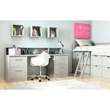 bureau sous lit mezzanine lit mezzanine bureau fille bureau chambre fille attrayant bureau