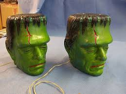 Monster House Halloween by Zontar Of Venus Frankenstein Speaker 1960 U0027s How To Make A