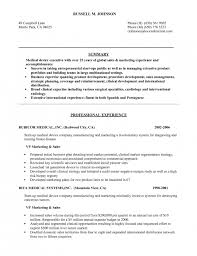 The Most Professional Resume Format The Most Amazing Medical Sales Resume Examples Resume Format Web