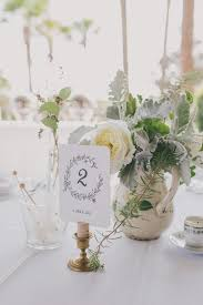 wedding table number holders bhldn table numbers photo by barley of a day