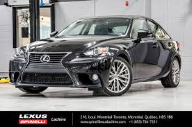 lexus is 250 toronto used 2014 lexus is 250 luxe awd cuir toit gps for sale in