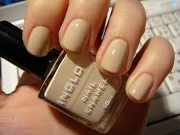 acrylic nails with nail polish how you can do it at home