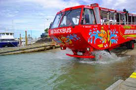 amphibious vehicle duck auckland adventure duck amphibious tours