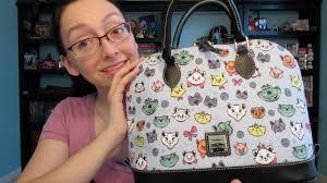 disney cats pattern dooney u0026 bourke zip zip satchel youtube