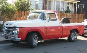 Ford Classic Truck Parts - the ford f series truck performance online inc