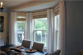kitchen bay window treatment ideas small bay window treatments aerojackson com