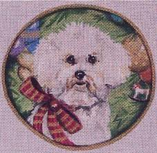11 best bichon cross stitch images on pinterest bichon frise