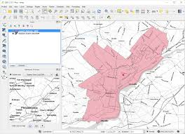Cherry Hill Mall Map How Can I Control The Zoom Level Of An Openlayers Layer In Qgis