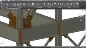advance steel in autodesk aec collection bim and beam