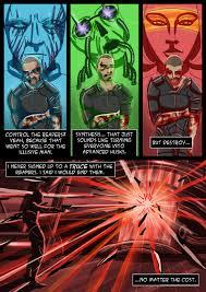 Mass Effect Kink Meme - mass effect binary by reaperrain on deviantart