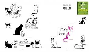 how to draw a cat hobbycraft blog
