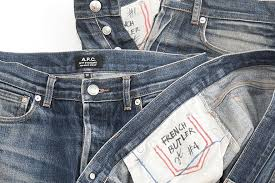 5 places to buy and sell used raw denim