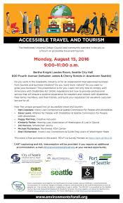 Universal Design Home Checklist August 15 Focus On Accessible Travel And Tourism Northwest