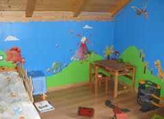 chambre dinosaure décoration chambre garçon dinosaure