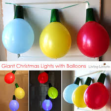 Make Christmas Decorations At Home by Christmas Balloon Art Diy Holiday Party Decorations