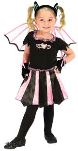 Toddler Bat Halloween Costume Sweetheart Bat