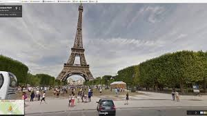 Google Maps France by Video Dominion The Eiffel Tower In Paris France Google Maps
