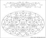 free mandala color leaves coloring pages printable
