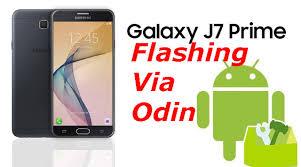 Update Dxu1bqk2 Android 7 0 On Galaxyy J7 Sukses Cara Flash Samsung J7 Prime Sm G610f Marshmallow 6 0 1 Via