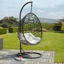 hanging indoor outdoor egg chair indoor outdoor hanging chair