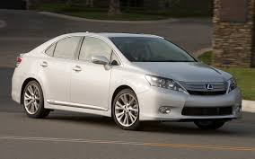 lexus car 2010 lexus hs hybrid 2010 wallpapers and hd images car pixel