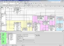 tutorial oracle data modeler blueink biz data modeling in microsoft visio a tutorial for a