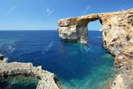 Azure Window by Fantastic Azure Window Famous Stone Arch On Gozo Island Dwejra