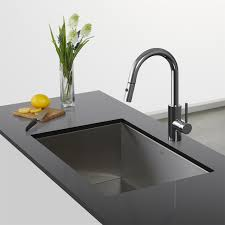 kraus kpf 2620 mateo single lever pull down kitchen faucet