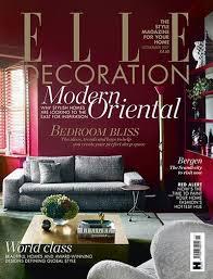 elle decoration magazine subscription hearst magazines uk