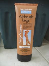 a beauty blog review sally hansen airbrush legs and