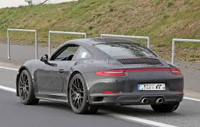 Porsche 911 Evolution - 2019 next generation porsche 911 spied could alter rear engined
