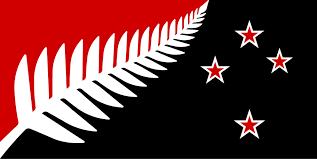 Black Flag With White Cross Which Of These Proposals Should New Zealand Choose For Its New