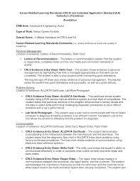 automotive resume template