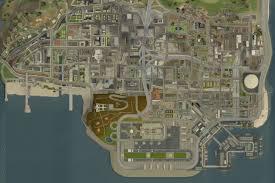 Gta World Map Los Santos Gta Wiki Fandom Powered By Wikia