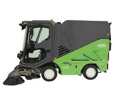 636 green machines compact air sweeper