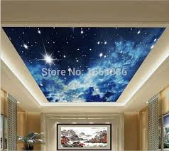 Starry Night Ceiling by Wallpaper England Picture More Detailed Picture About Free
