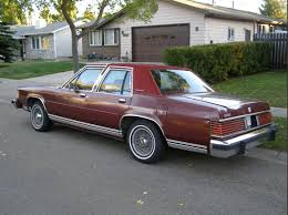 coal 1985 mercury grand marquis ls u2013 my 2 400 winter beater