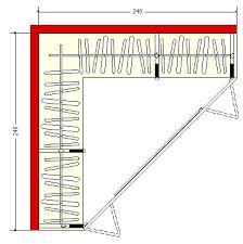 grandezza cabina armadio cabina armadio