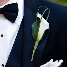 calla boutonniere your guide to wedding flowers comfort inn