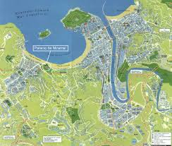 Girona Spain Map by San Sebastian Spain Map Imsa Kolese