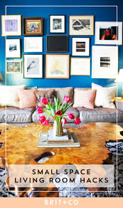 21 ways to make your living room seem ginormous brit co