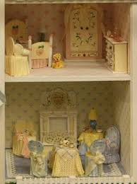 Sweet Coffee Shop France Style Diy Doll House 3d Miniature Diy Glass Ball Dollhouse Miniature Snow Ball Dollhouse By Unitime